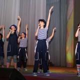 отчетный концерт ОВА Вдохновение
