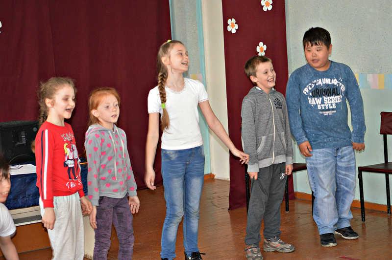 Дети нашего Центра 14