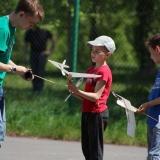 Соревнования авиамоделистов 02