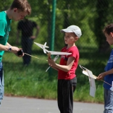 Соревнования авиамоделистов 13