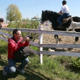 Выезд на конно-спортивную базу 11