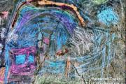 Эстафета рисунков на асфальте «Солнечный круг»