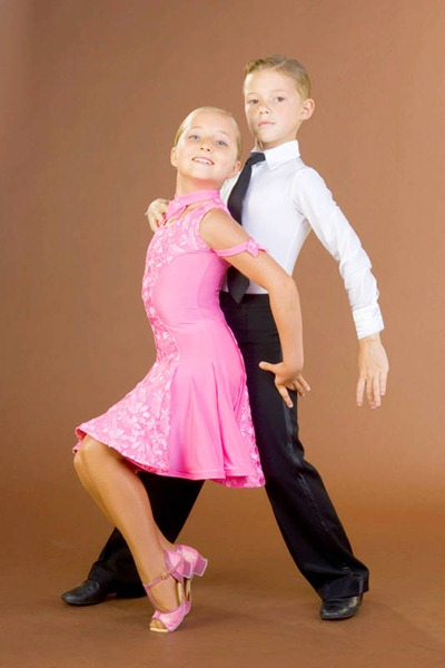 Ансамбль спортивно-бального танца