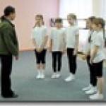 О развитии координации у детей