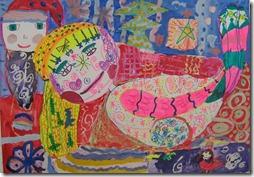 Детское объединение «Цветной мир»