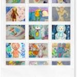 Дети рисуют Зимнюю Олимпиаду