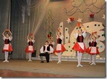 Танцевальный коллектив «Подсолнушек»