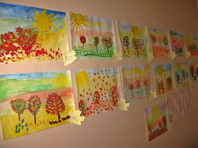 Выставка д/о «Пчелки»