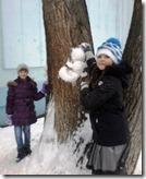 Снежные коты атакуют 2
