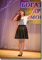 Карина Салимова читает стихи