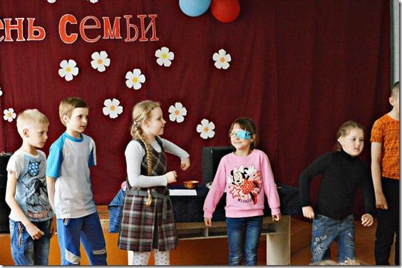 Дети нашего Центра