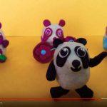 Панды в ГОРОДЕ!