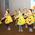Отчетный концерт ансамбля эстрадного танца «Зодиак»