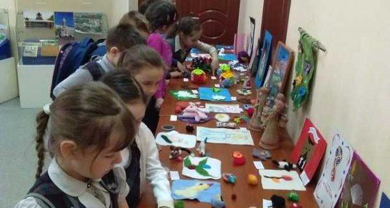 3 Выставка детских работ