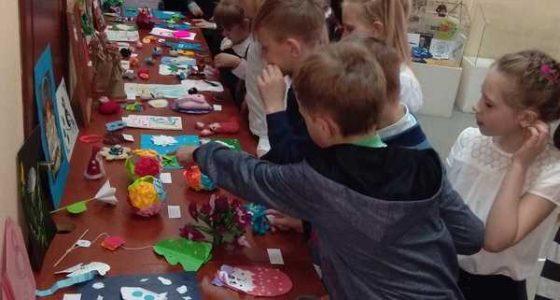 4 Выставка детских работ