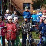 Соревнования по велогонкам и самокатам