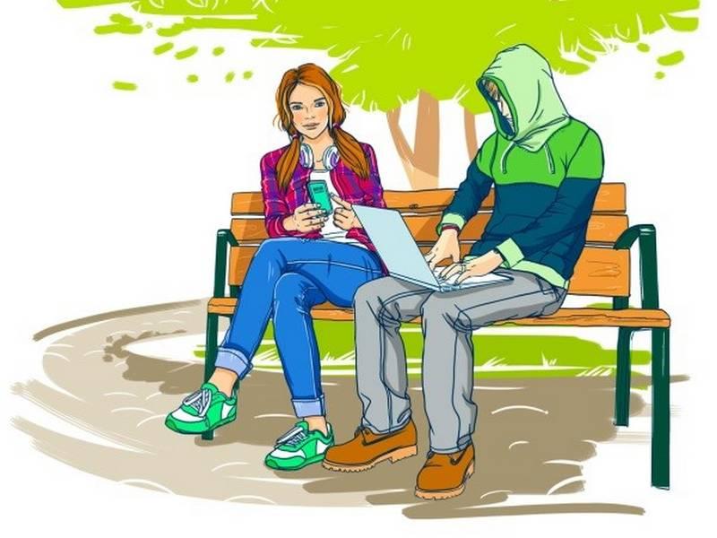 Как общаться в сети