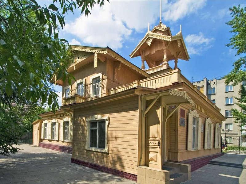 Встреча в музее К.Белова