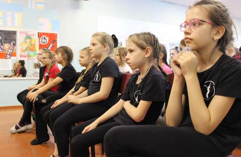 Церемония награждения победителей конкурса «Гимн чести, мужеству и славе»