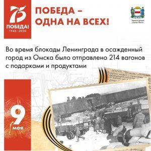 Поздравительные материалы посвященные 75-тию Победы