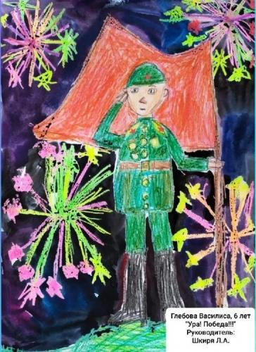 Выставка творческих работ «Служу России!» 03 2020