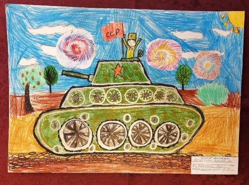 Выставка творческих работ «Служу России!» 24 2020