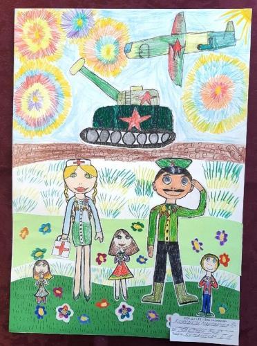 Выставка творческих работ «Служу России!» 26 2020