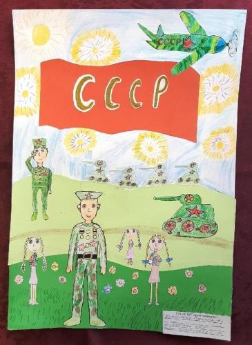 Выставка творческих работ «Служу России!» 31 2020