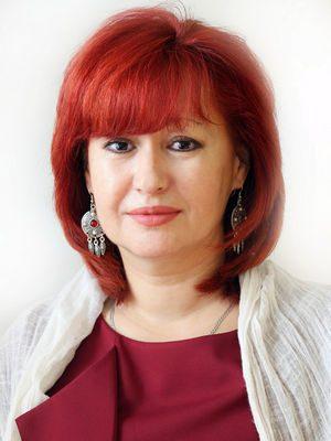 Кубашева Валентина Сергеевна