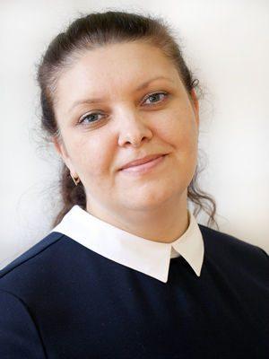 Цуприкова Юлия Владимировна