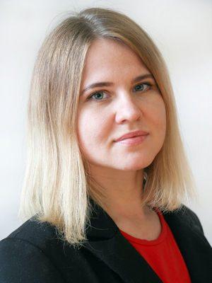 Чашкова Анастасия Сергеевна